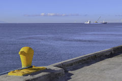 ναυσιπλοΐα ομαλή Στοκ φωτογραφία με δικαίωμα ελεύθερης χρήσης