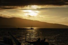 Ναυσιπλοΐα σε Lochaline Στοκ εικόνα με δικαίωμα ελεύθερης χρήσης
