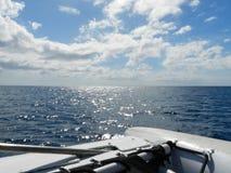 Ναυσιπλοΐα των Καραϊβικών Θαλασσών Στοκ εικόνες με δικαίωμα ελεύθερης χρήσης