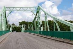 Ναυτική γέφυρα Στοκ Φωτογραφίες