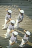 Ναυτικοί από το ναυτικό του Μεξικού Στοκ φωτογραφία με δικαίωμα ελεύθερης χρήσης