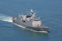 Ναυτικός καταστροφέας Στοκ Εικόνα