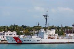 Ναυτικό και φάρος ακτοφυλακής στοκ εικόνα με δικαίωμα ελεύθερης χρήσης