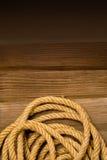ναυτικό σχοινί Στοκ Εικόνα