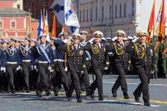 Ναυτικό σχολείο Nakhimov Στοκ Φωτογραφίες