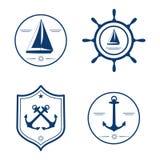 Ναυτικό σύνολο Στοκ φωτογραφία με δικαίωμα ελεύθερης χρήσης