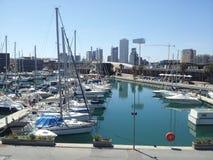 Ναυτικό της Βαρκελώνης Στοκ Φωτογραφία