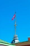 Ναυτικό Jack Στοκ εικόνα με δικαίωμα ελεύθερης χρήσης