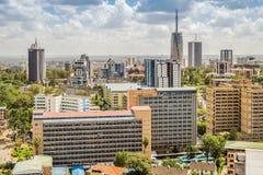 Ναϊρόμπι κεντρικός - πρωτεύουσα της Κένυας Στοκ φωτογραφία με δικαίωμα ελεύθερης χρήσης