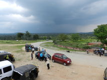 Ναός ήλιων, Ranchi, Ινδία στοκ φωτογραφία με δικαίωμα ελεύθερης χρήσης