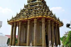 Ναός ίχνους Budhha Στοκ εικόνα με δικαίωμα ελεύθερης χρήσης