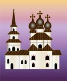 ναός απεικόνισης Στοκ Φωτογραφίες
