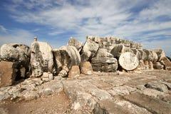 Ναός απόλλωνα Didyma, Τουρκία Στοκ εικόνα με δικαίωμα ελεύθερης χρήσης