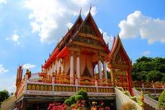 Ναός βουδισμού στοκ φωτογραφίες με δικαίωμα ελεύθερης χρήσης