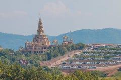 17.2015 ναός γιων Οκτωβρίου Pha keaw, επαρχία Petchaboon, Ταϊλάνδη Στοκ Εικόνες
