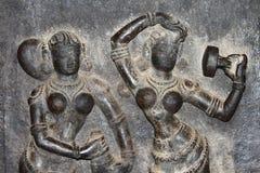 ναός γλυπτών Στοκ εικόνες με δικαίωμα ελεύθερης χρήσης