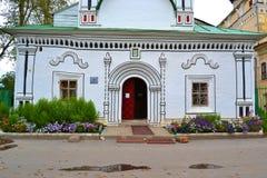 ναός εισόδων Στοκ εικόνες με δικαίωμα ελεύθερης χρήσης
