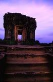 ναός εκκέντρων angkor bakheng phnom wat Στοκ φωτογραφία με δικαίωμα ελεύθερης χρήσης
