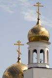 ναός εκκλησιών χριστιανι&si Στοκ Εικόνες