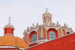 Ναός ΙΙΙ του Domingo Santo στοκ εικόνες