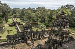 Ναός Καμπότζη Angkor Στοκ Εικόνες