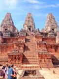 Ναός Καμπότζη TA Keo Στοκ εικόνες με δικαίωμα ελεύθερης χρήσης