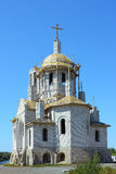 ναός κατασκευής Στοκ φωτογραφία με δικαίωμα ελεύθερης χρήσης