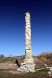 ναός καταστροφών artemis Στοκ Εικόνες