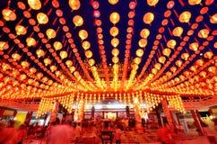 Ναός Κουάλα Λουμπούρ Hou Thean Στοκ εικόνες με δικαίωμα ελεύθερης χρήσης