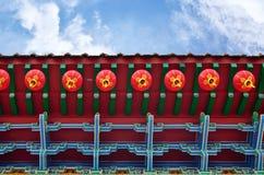 Ναός Κουάλα Λουμπούρ Hou Thean Στοκ εικόνα με δικαίωμα ελεύθερης χρήσης