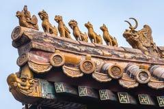 Ναός λάμα στο Πεκίνο στοκ φωτογραφίες με δικαίωμα ελεύθερης χρήσης