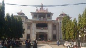 Ναός Λόρδος Krishna mandir Nasik στοκ εικόνα με δικαίωμα ελεύθερης χρήσης