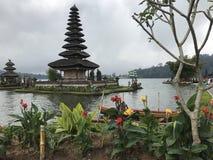 ναός μερών του Μπαλί Ινδονησία tanah στοκ φωτογραφίες