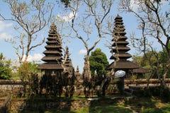 ναός μερών του Μπαλί Ινδονησία tanah Στοκ Εικόνα
