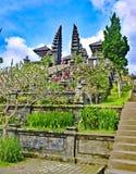 ναός μερών του Μπαλί Ινδονησία tanah Στοκ φωτογραφία με δικαίωμα ελεύθερης χρήσης
