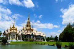 Ναός μη Kum Wat σε Nakhon Ratchasima Ταϊλάνδη Στοκ Φωτογραφίες