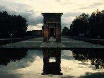 Ναός νερού στοκ φωτογραφία με δικαίωμα ελεύθερης χρήσης