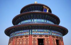 ναός ουρανού του Πεκίνο&upsi Στοκ Φωτογραφίες
