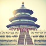 ναός ουρανού του Πεκίνο&upsi Στοκ Εικόνα