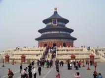 ναός ουρανού του Πεκίνο&upsi Στοκ Φωτογραφία