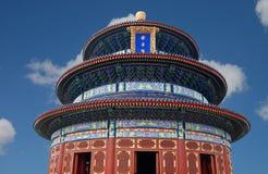 ναός ουρανού Στοκ φωτογραφία με δικαίωμα ελεύθερης χρήσης