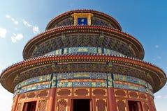 ναός ουρανού Στοκ εικόνα με δικαίωμα ελεύθερης χρήσης