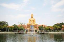 Ναός λουριών Pikul, Singburi Ταϊλάνδη Στοκ Εικόνα