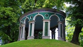 Ναός πάρκων Haga της ηχούς στη Στοκχόλμη Στοκ Φωτογραφία