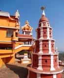 ναός παγοδών maruti στοκ φωτογραφία με δικαίωμα ελεύθερης χρήσης