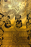 ναός προτύπων πυλών Στοκ Εικόνες