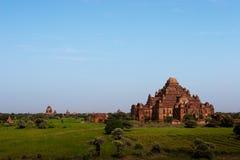 ναός πρωινού dhammayangyi στοκ φωτογραφίες με δικαίωμα ελεύθερης χρήσης