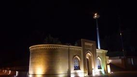 Ναός πυρκαγιάς του Μπακού απόθεμα βίντεο
