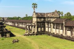 Ναός σε Angkor Thom, Καμπότζη Στοκ φωτογραφία με δικαίωμα ελεύθερης χρήσης