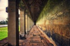 Ναός σε Ankor Wat Στοκ Εικόνα